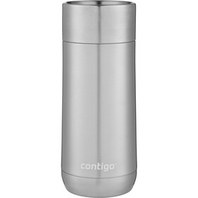 Contigo Luxe Autoseal Flaske 360 ml, stainless steel
